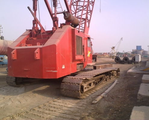 Manitowoc 150 Ton Model 4000