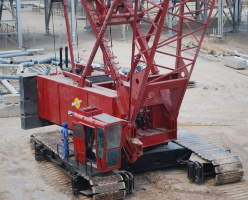 Manitowoc 350 Ton Model 4600s5